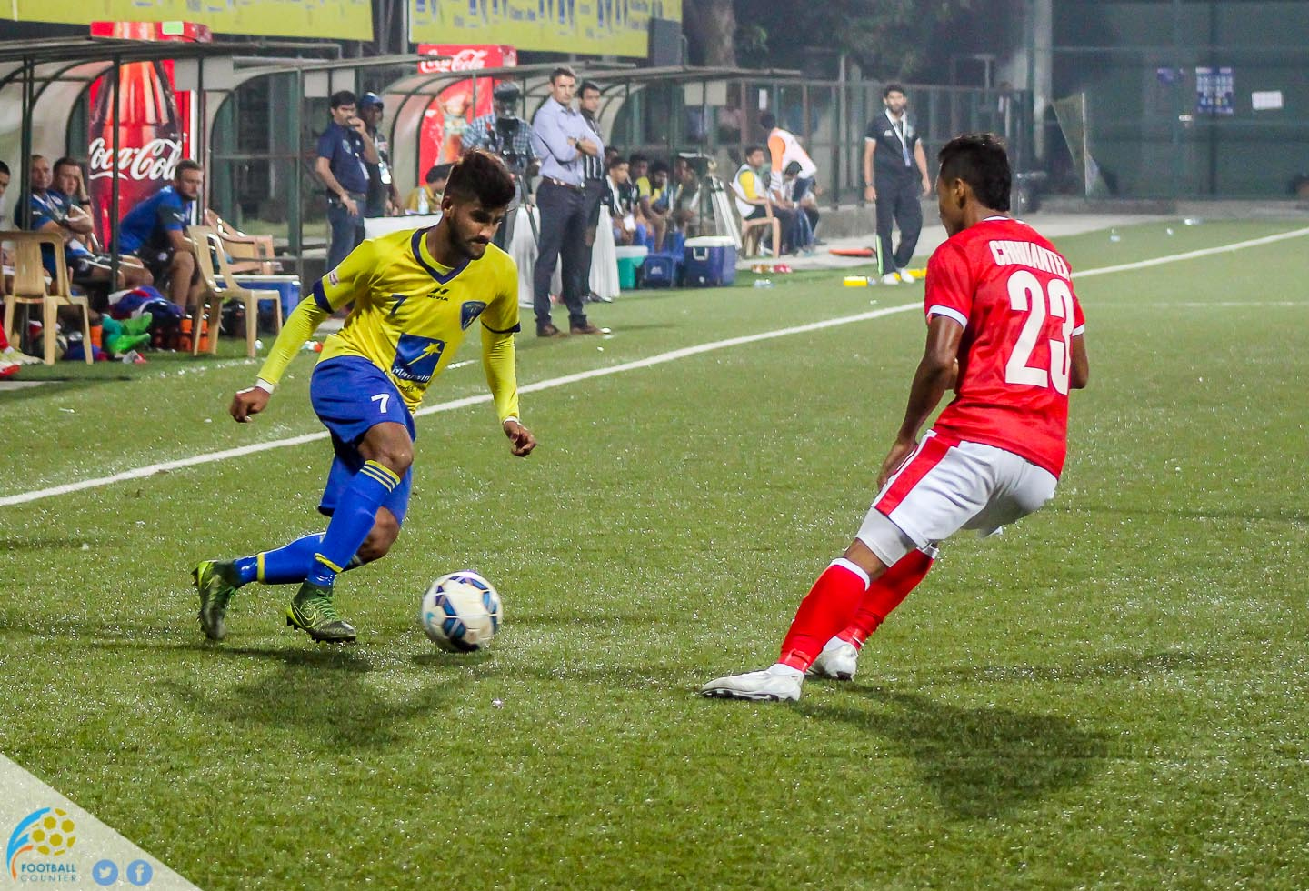 Jayesh Rane gets the cut in India U23 probable squad for ...