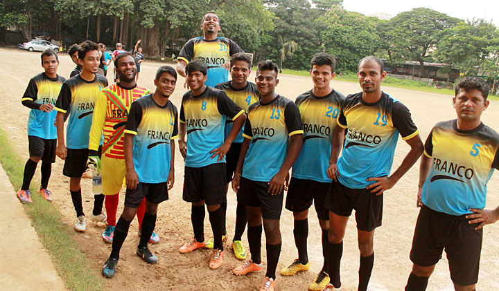 Franco Sports Club Team