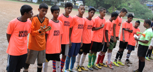 sneha-sadan-football-team