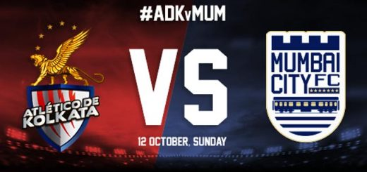 Atletico De Kolkata Vs Mumbai City FC