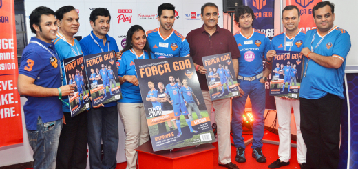 FC Goa Magazine cover was unveiled
