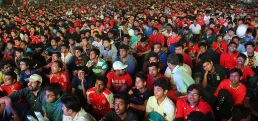 Fans at BPL Live - Day 2
