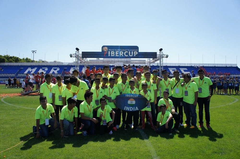 Pifa Tour of Spain - The Iber Cup