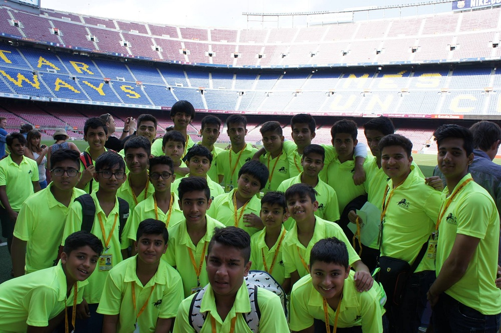 Pifa Tour of Spain The Iber Cup