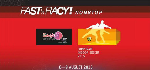 Smaaash Corporate Indoor Soccer Challenger 2015