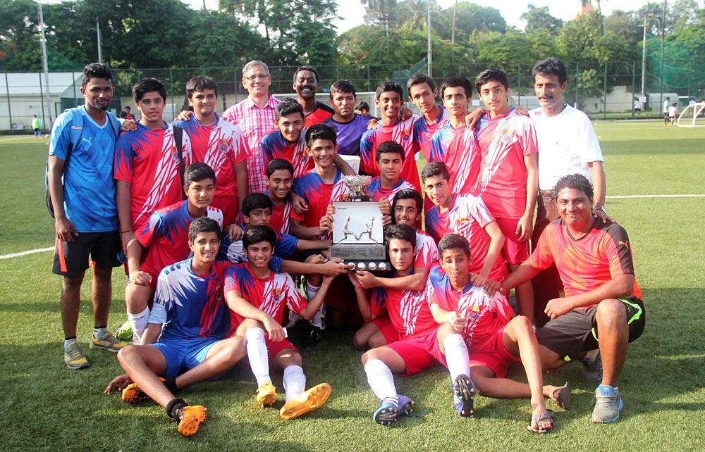 Campions High School were crowned the MSSA U-16 Boys 1st Division Champions against Don Bosco Matunga