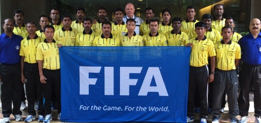 ISL - FIFA Referee Workshop 13-14 Sept 2015