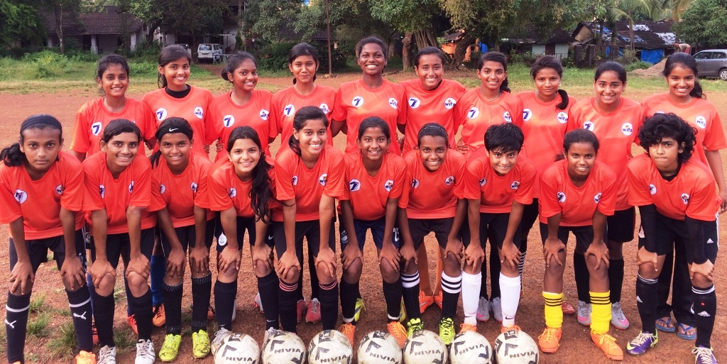 Maharashtra U18 Girls team