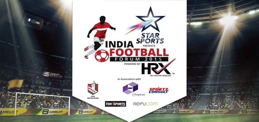India Football Forum 2015 held in Mumbai
