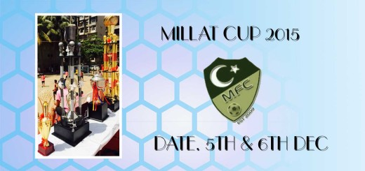 Millat Cup 2015