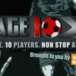 Cage 10 Football Tournament