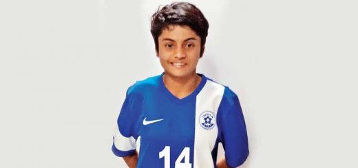 Bhagyashree Dalvi selected for India's U-20 side
