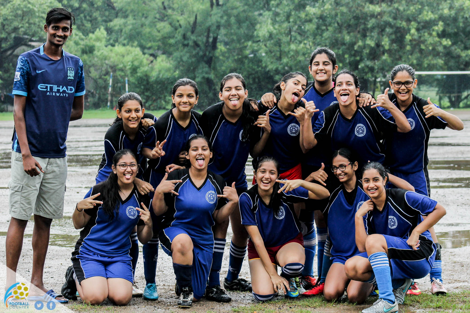 Photo Album-MSSA-Girls-DIV-I: Jamnabai Narsee A vs Aditya