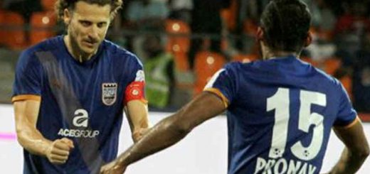Mumbai gets their first home win of ISL3