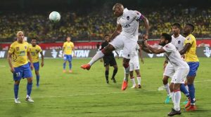 Blasters get a draw against delhi