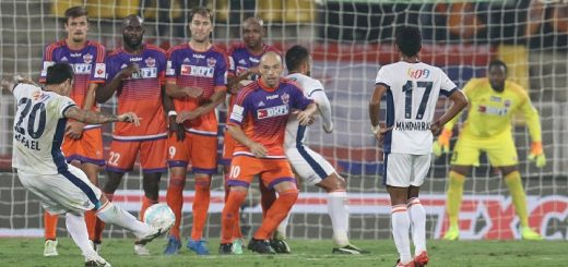 FC Goa lifts from bottom