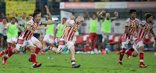 ATK crowned Champions
