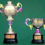 The glittering Trophy trophy of Nadkarni Cup