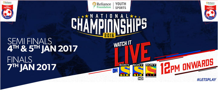 Sony Six to broadcast RFYS Football National finals Live