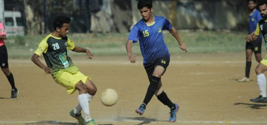 Jagjeet Reen's brace rescues DK Pharma a point