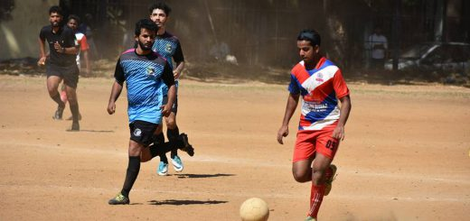 Shoaib shah's injury time goal rescues KNFC a point