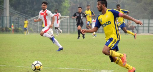 Victorino Fernandez onroute to a scintillating performance