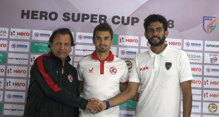 'Underdog' Aizawl FC confident to upset Red & Golds