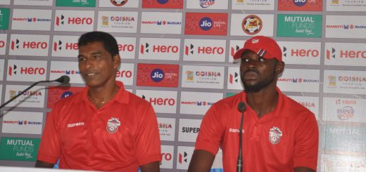 Churchill Brothers FC Goa have left the euphoria of overcoming Delhi Dynamos in the Hero Super Cup qualifiers